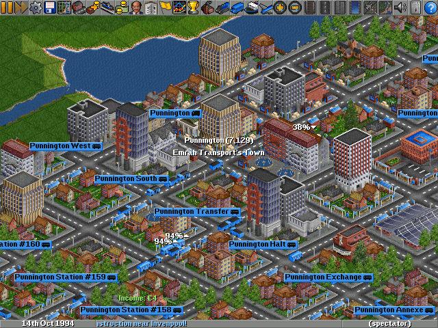 OpentTTD Screenshot